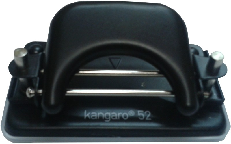 Kangaro Metal Punches & Punching Machine(Black)