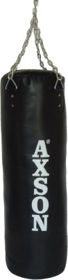Axson Punching Bag Tough Nylon Material Unfilled With Hanging Chain 24