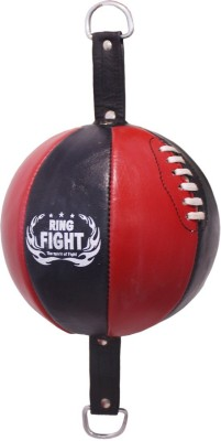 Ring Fight Leather Double Ended Bag