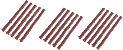 Autostuff 15 Rubber Strips For Tubeless Tyre Puncture Repair Kit