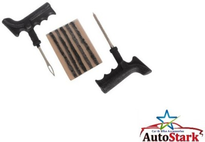 AutoStark FBZ 2374 Tubeless Tyre Puncture Repair Kit Tubeless Tyre Puncture Repair Kit