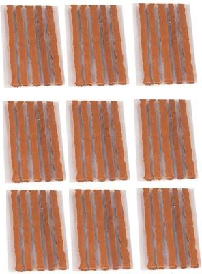 Kozdiko 45 Rubber Strips For Tubeless Tyre Puncture Repair Kit