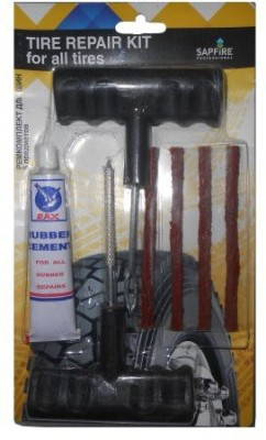 Trioflextech SCH-0307 Tubeless Tyre Puncture Repair Kit