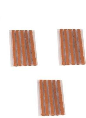 Kozdiko 15 Rubber Strips For Tubeless Tyre Puncture Repair Kit