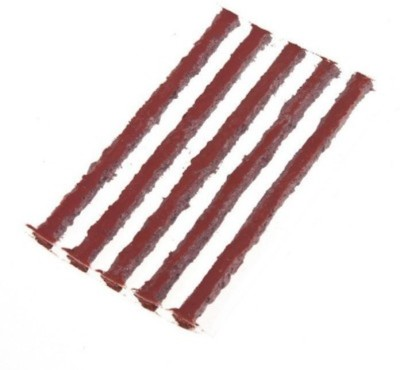 Kozdiko 5 Rubber Strips For Tubeless Tyre Puncture Repair Kit