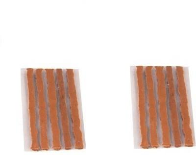 Kozdiko 10 Rubber Strips For Tubeless Tyre Puncture Repair Kit