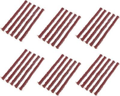 Autostuff 30 Rubber Strips For Tubeless Tyre Puncture Repair Kit