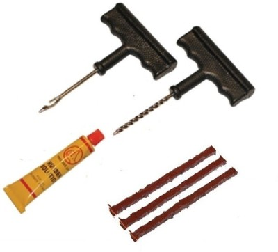 AutoStark TLPK-42 Tubeless Tyre Puncture Repair Kit