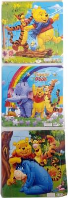 Lotus Tiger & Pooh Puzzle