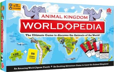 MadRat Games Worldopedia - Animal Kingdom