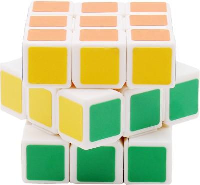 Toyland Dangi Magic Kung Fu White 3*3*3