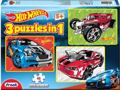 Frank Hot Wheels 3in1
