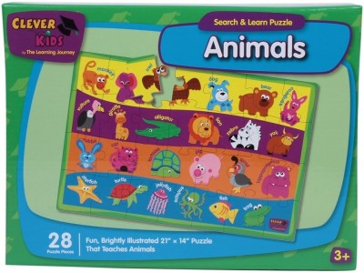 Learning Journey Search & Learn Animals