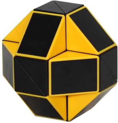 Shengshou Rubiks Snake Black/Yellow