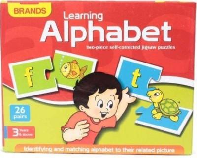 Bharat Leaning Alphabet