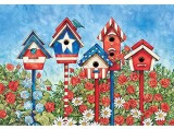 Lang Street By Patriotic Birdhouses Puzz...