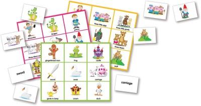 The Learning Journey Match It! Fairy Tales Bingo