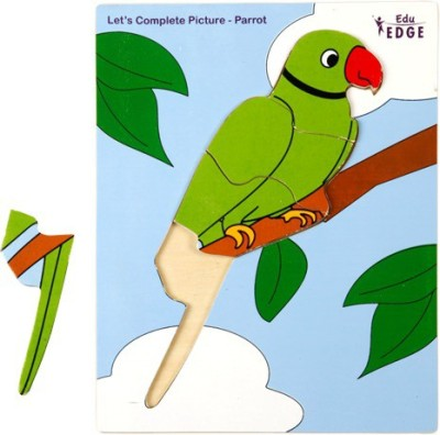 Eduedge Let,S Complete Picture - Parrot