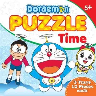 BPI Doraemon Puzzle Time