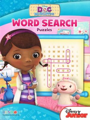 Disney Doc McStuffins Word Search Puzzles