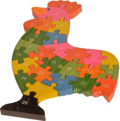 Kidken MDF Jigsaw Puzzle C