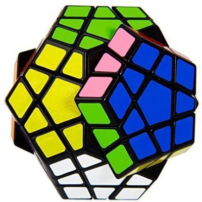 Gift World Shengshou Megaminx Black Speed Cube