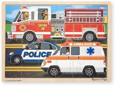 Melissa & Doug The Rescue! Jigsaw