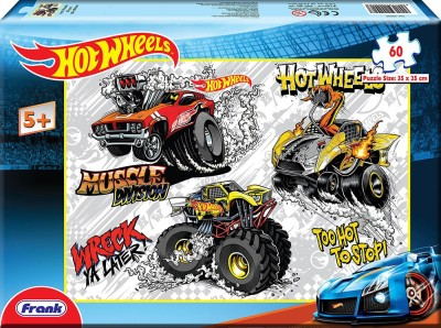 Frank Hot Wheels - (60 Pcs)