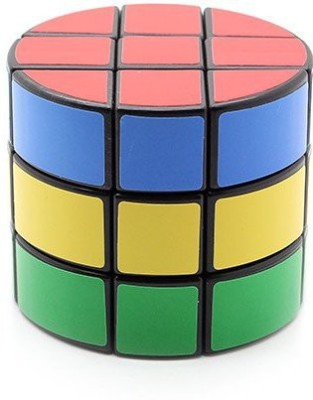 Toygully 3 Layers Round Cube
