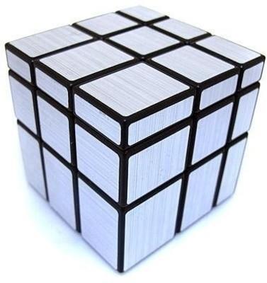 Taxton T-3 Silver Mirror cube