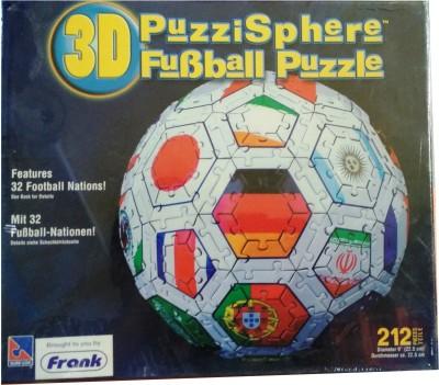 Frank 3D Football Puzzle