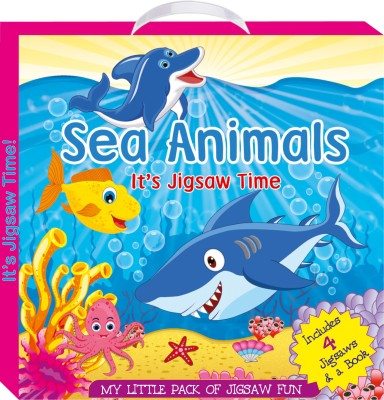 ART FACTORY SEA ANIMALS