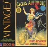 Sure-Lox 1000 Piece Jigsaw Puzzle: Cycle...