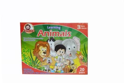 Zupplez Learning Animals