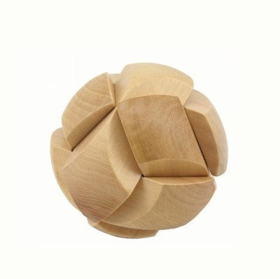 GeekGoodies Ball Sphere Wooden