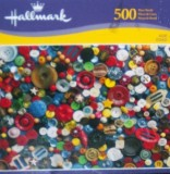 Hallmark Puzzle Buttons, Buttons, And Mo...