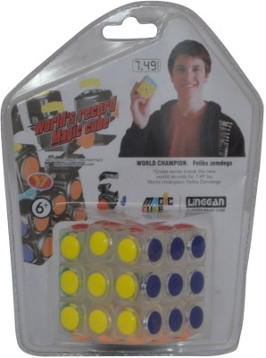 Tabu 3 X 3 - Magic Cube