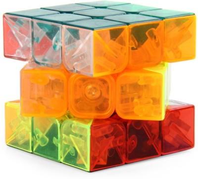 Toyzstation Transparent 3*3 Magic Cube