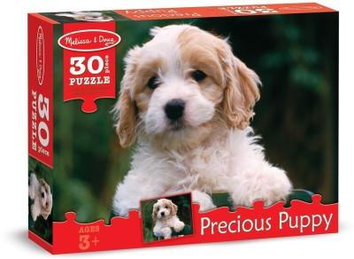 Melissa & Doug Puppy Cardboard Jigsaw