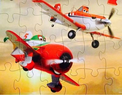 Disney Lanes Puzzles