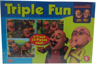 BPI Motu Patlu Triple fun-4848