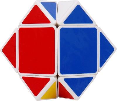 Great Eastern Colourful Zig Zag White 3*3*3