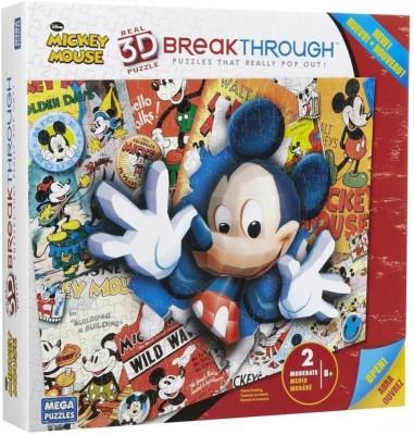 Mega Blocks Breakthrough 200pc Mickey Level2