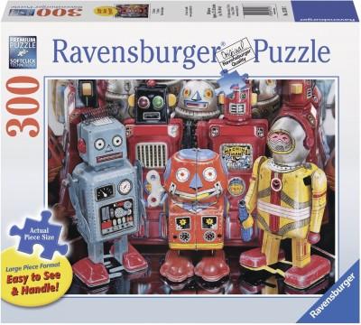 Ravensburger Tin Robots Large Format