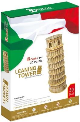 Cubicfun Leaning Tower 3D Puzzle