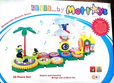 Toy Corner GEARs BY METTOYS Play Learn Inspire
