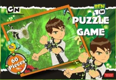 Ruppiee Shoppiee Ben 10 Puzzle