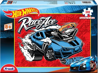 Frank Hot Wheels 200pcs