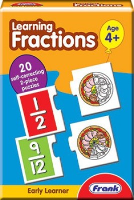 Frank Learning Fractions