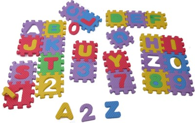 Infinxt ABC & 1to9 Alphabets and Numbers Learning